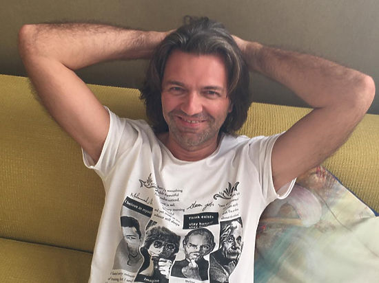 Дмитрий Маликов спел песню про Сергея Шнурова