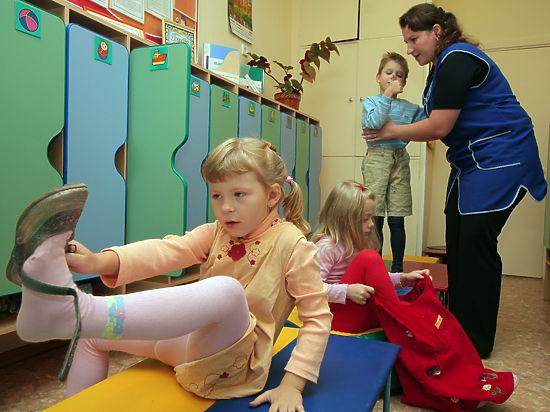 Для кого держат свободные места в детских садах