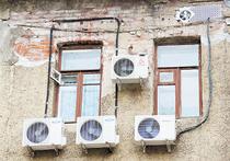 В разгар летней жары москвичи воюют с протекающими соседскими кондиционерами