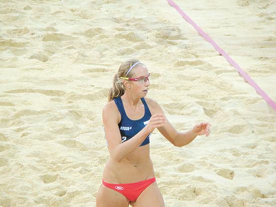 Пляжная волейболистка Уколова верит, что пара выйдет в плей-офф Олимпиады