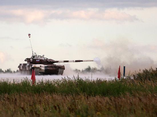 В России на 20 полигонах стартуют грандиозные Армейские игры