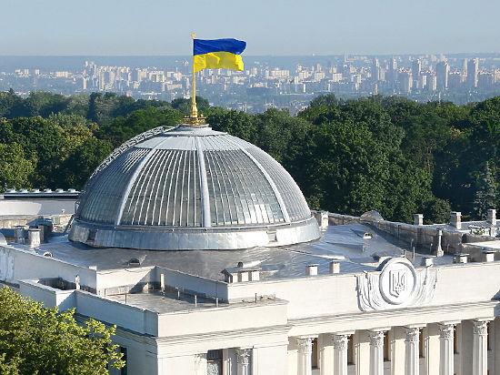 ВВерховной Раде призвали оставитьРФ без нового посла вУкраинском государстве