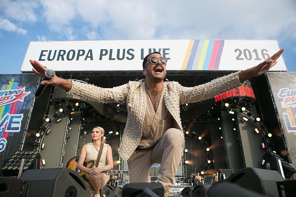 Ежегодный музыкальный фестиваль Europa Plus LIVE прошел в Москве в девятый раз