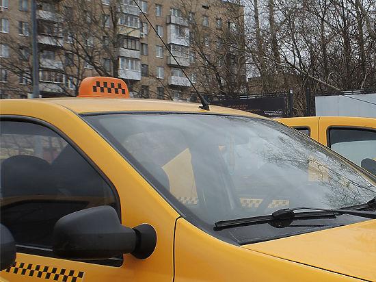 Секс с русской студенткой в такси