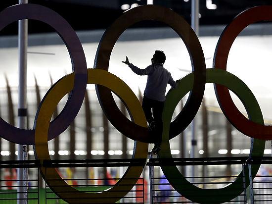 В Рио-де-Жанейро открылись XXXI летние Олимпийские игры