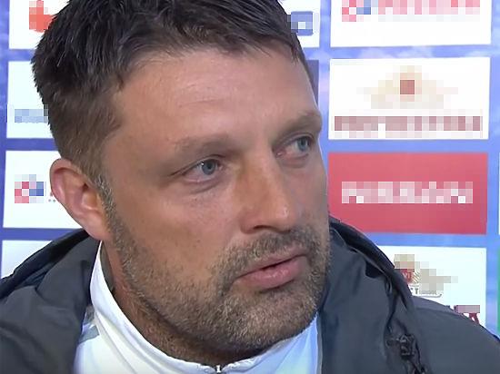 Названа причина отставки основного тренера московского «Локомотива»
