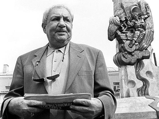 Скульптор Эрнст Неизвестный скончался на92 году жизни