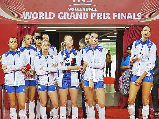 Русские волейболистки обыграли японок вматче предварительного раундаОИ