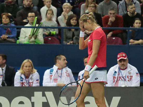 Теннисистки показали свои секреты
