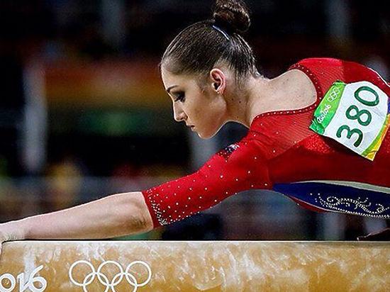Выходка Алии Мустафиной в Рио