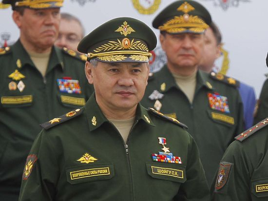 Шойгу: Российская Федерация предотвратила запуск сотен ракет НАТО поСирии