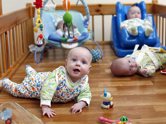 Алтайский край дом малютки детей