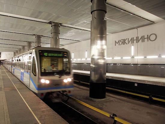 Сергей Собянин пообещал незакрывать станцию «Мякинино»