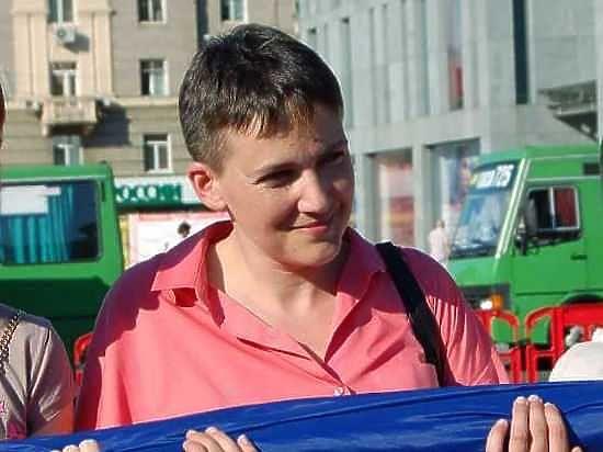 Вгосударстве Украина разбушевавшуюся Надежду Савченко хотят выдать замуж, чтобы ееутихомирить