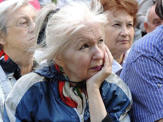Разовую выплату могут получить пожилые люди страны вместо индексации