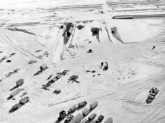 Проект «Ледяной червь»: вГренландии найдена секретная база США времен холодной войны