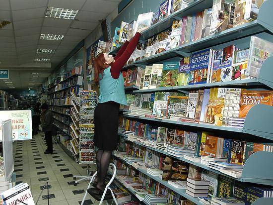 Россияне больше не читают книг: немодно, дорого, скучно