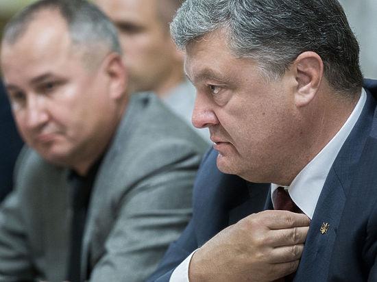 Порошенко объявил оскором транше финансовой помощи отЕС