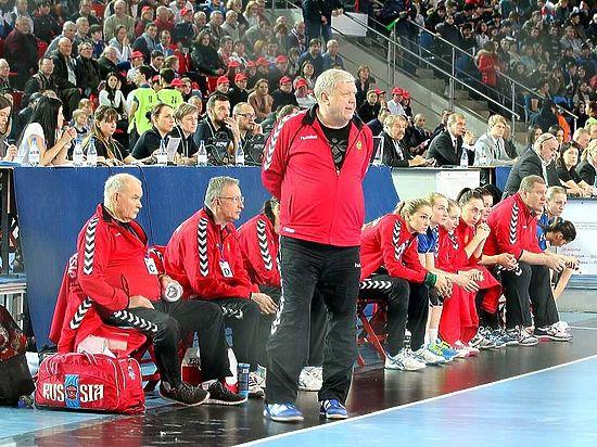 Женская сборная Российской Федерации погандболу вышла вфинал Олимпиады