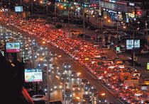 Неделя до нового учебного года: в Москву возвращаются пробки