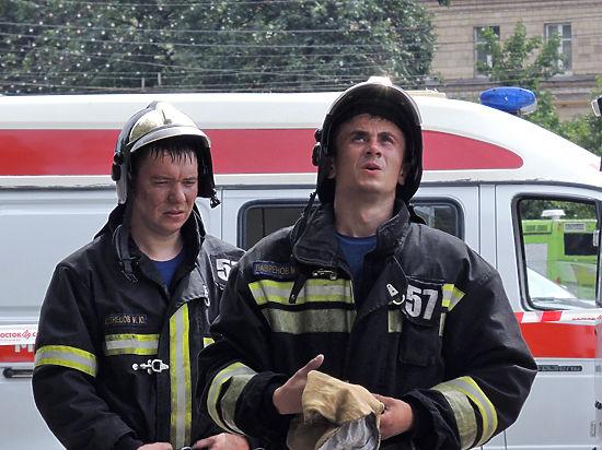 ВПодмосковье впожаре в личном доме погибли два человека