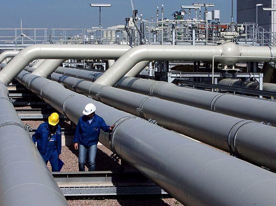 Российский газ подешевеет для Белоруссии на треть