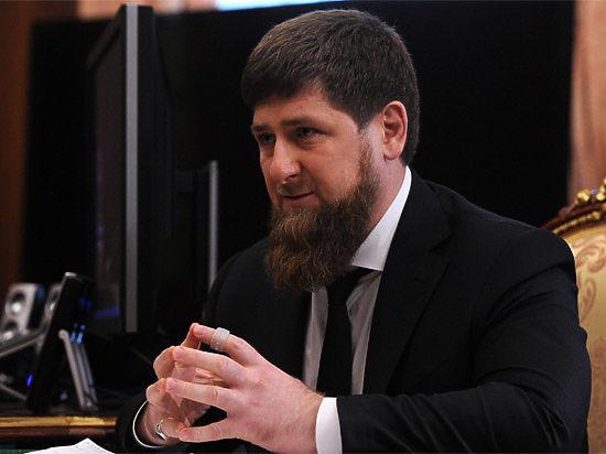 В рабочий полночь: о чем беседовали ночью Путин и Кадыров