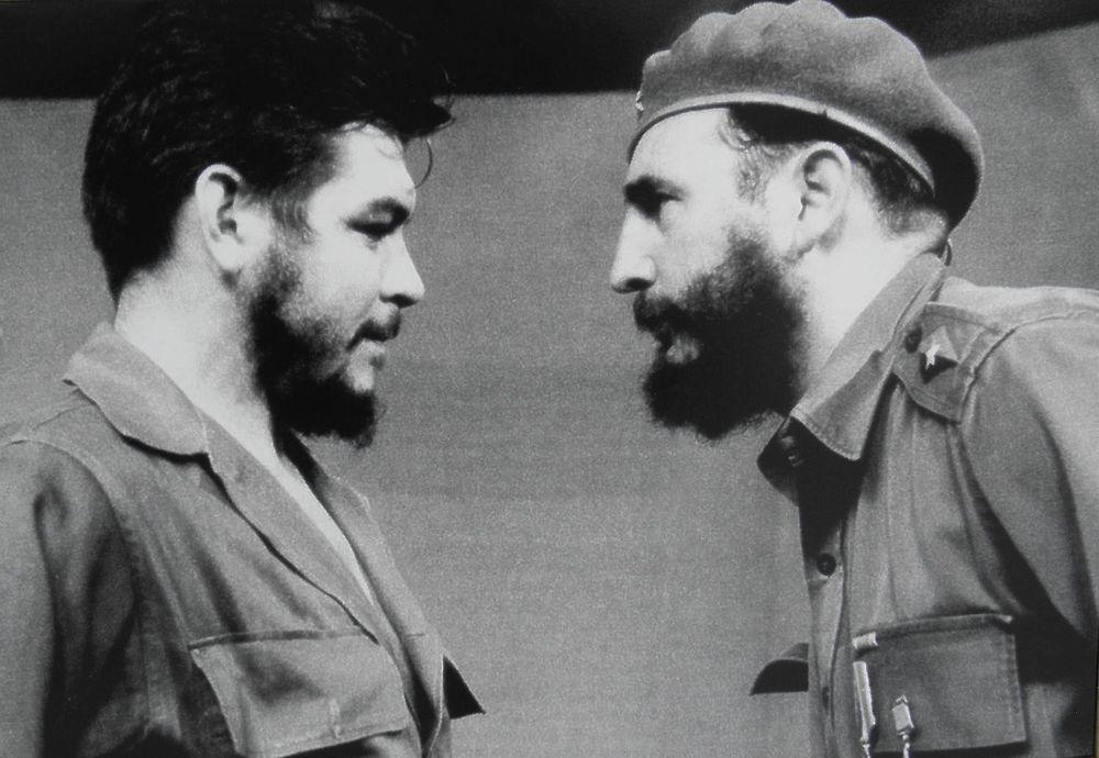 В Крыму увидели колекцию редких фотографий Фиделя Кастро