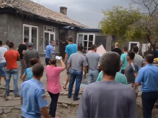 Убийство вЛощиновке: власти села приняли решение выселить всех ромов