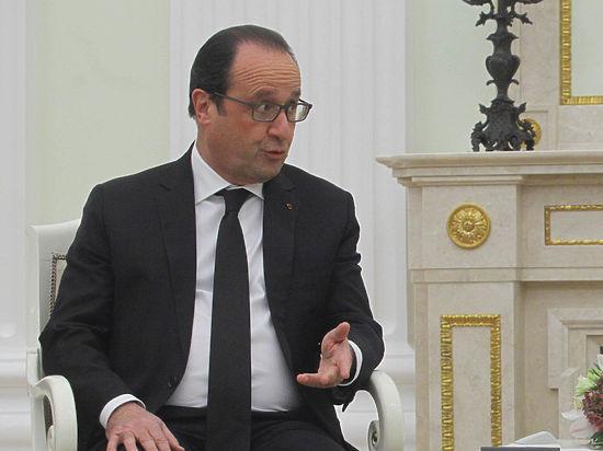 Франция попросит прервать переговоры оТрансатлантическом партнерстве