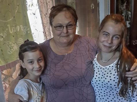 Русская жена вдвоем фото 529-508
