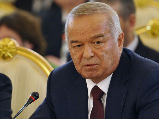 узбекистан громко молчит о здоровье каримова