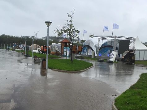 На пленуме воВладивостоке подписали договоров на1,6 трлн руб.