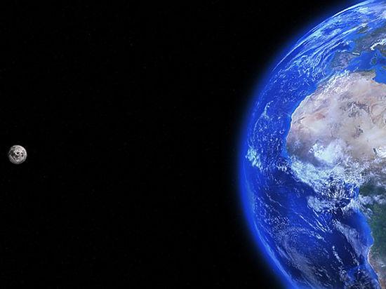 Жизнь наЗемле появилась в итоге космического ДТП