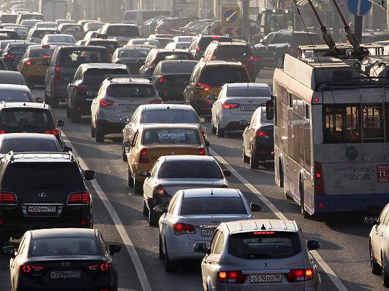 Чем чаще всего занимаются водители в заторах