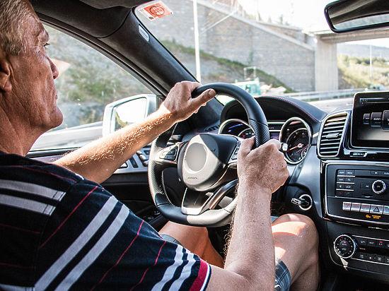 Молодые водители опаснее престарелых