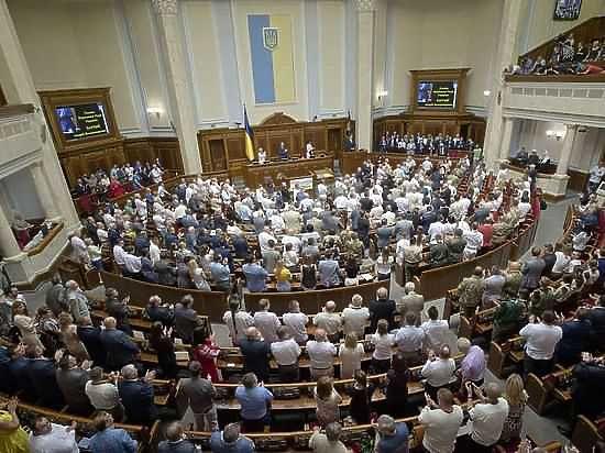 ВРаде посоветовали запретить использование названий ЛНР иДНР