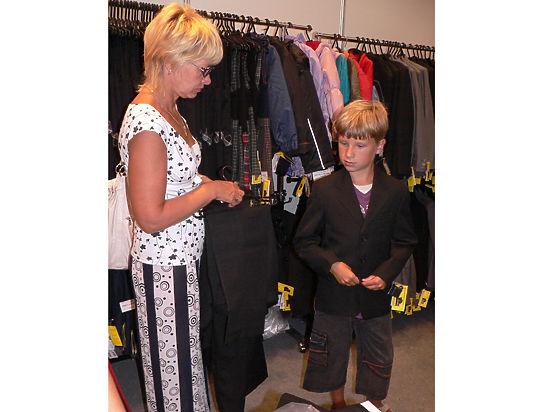 Экспертиза детской одежды: