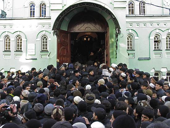Москве не хватает мечетей