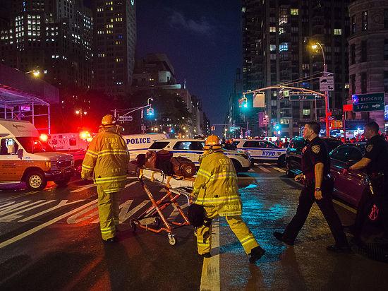 Число пострадавших в итоге взрыва вНью-Йорке достигло 29 человек