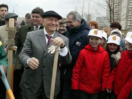 Юрий Лужков: «Я москвич, я живу Москвой!»