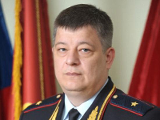 Новым главой столичной милиции стал генерал-майор Олег Баранов