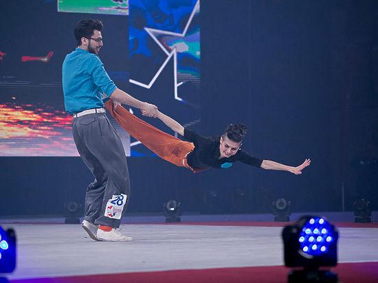 Презентация книги ктридцатилетию акробатического рок-н-ролла в Российской Федерации прошла в столице