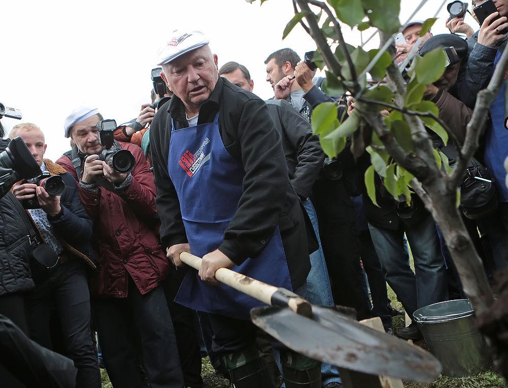 Бывший столичный градоначальник Юрий Лужков на этой неделе отпраздновал свое 80-летие