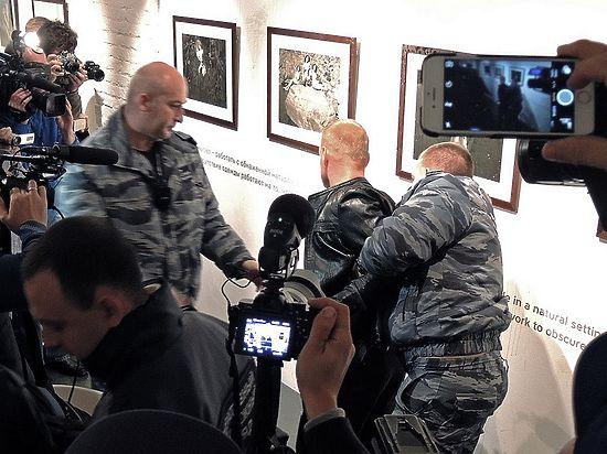 Руководитель «Офицеров России» обвинил блогера вскандале вокруг выставки Стерджеса