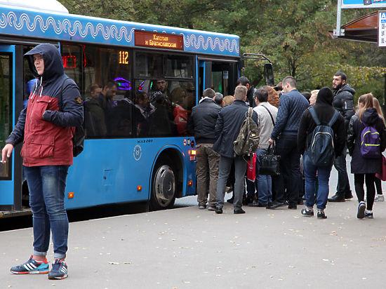 Из-за ликвидации маршруток жители Капотни оказались отрезаны от большой Москвы