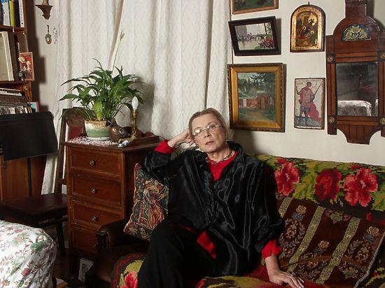 Актриса Алла Демидова: «Как судьба меня поворачивает, так я и живу»