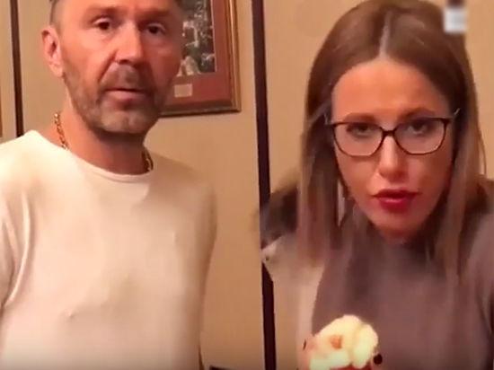 Загранью пошлости: Беременная Ксения Собчак послала подписчиков Шнурова натри буквы