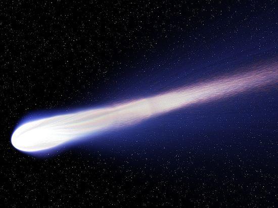 Ученые пояснили причину развития жизни наЗемле ударом изкосмоса