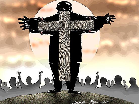 Много ли грехов на церкви